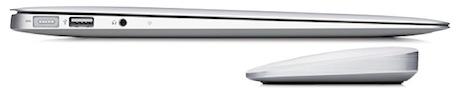 Logitech Ultrathin Touch Mouse for Mac (T631)