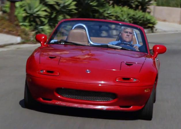 Jay Leno's Garage: 25 Years of Miata