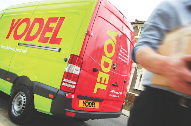 Amazon Invests in Yodel UK