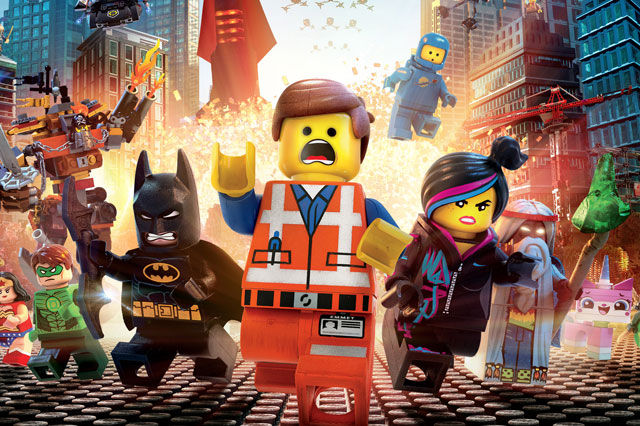 We review the new kids' film The LEGO Movie