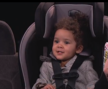 Baby singing Wrecking Ball viral video Jimmy Kimmel