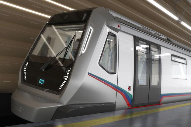 BMWがクアラルンプールの地下鉄をデザイン