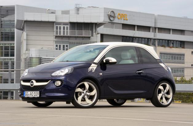 MISC2013 Opel Adam