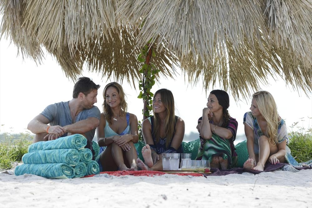 'The Bachelor' fashion recap: Looking chic on the beach, and Sharleen's farewell