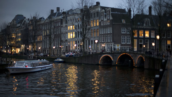 Free attractions in Amsterdam
