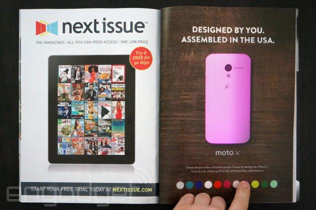 Telecom - Magazine cover