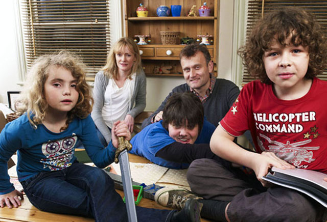 The stars of Outnumbered