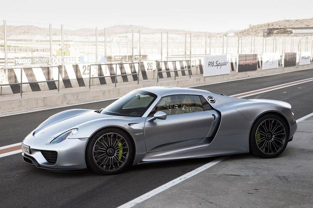 The Motoring World Usa Recall 9 Porsche Recalls 918