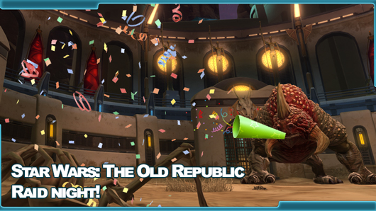 The Stream Team: Ring in the new year with SWTOR raids