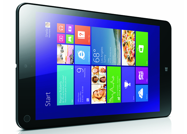 Lenovo intros the ThinkPad 8, an 8-inch Windows tablet for business users