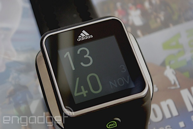 Adidas miCoach Smart Run review: the almost-perfect training partner