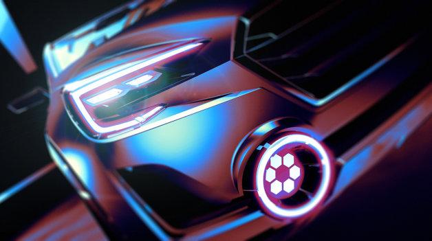 「スバル ヴィジヴ 2 コンセプト」のティーザー画像が公開!