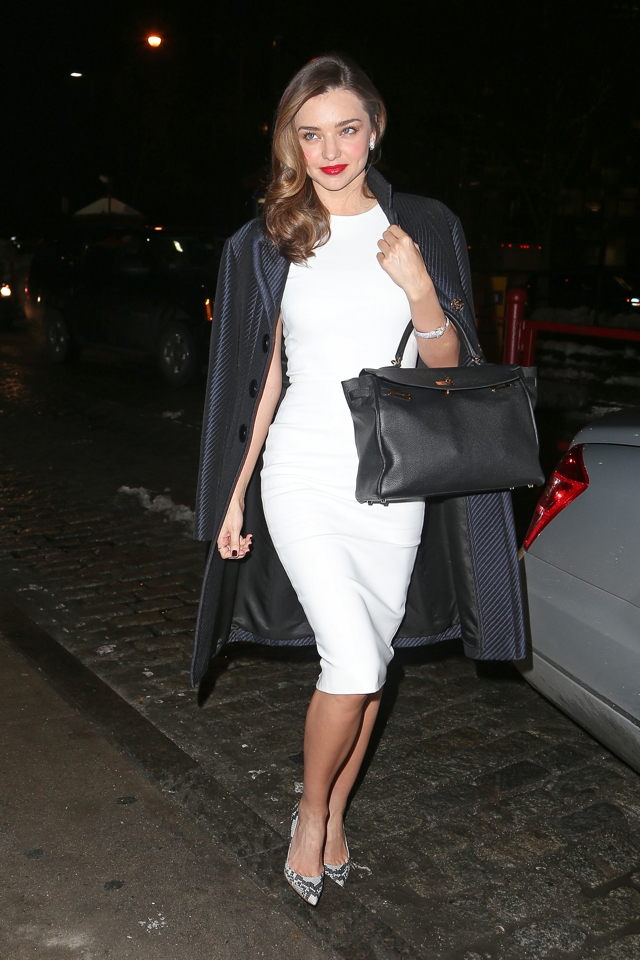 miranda-kerr-white-dress-new-york
