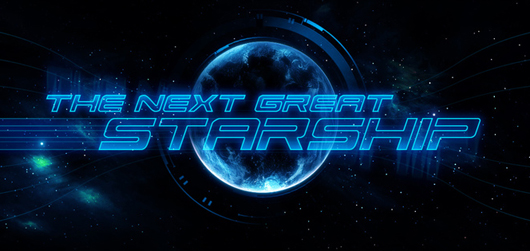 Star Citizen Next Great Starship logo
