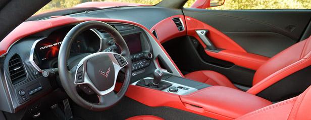 2014 chevrolet corvette stingray - Corvette 2013 Stingray Interior