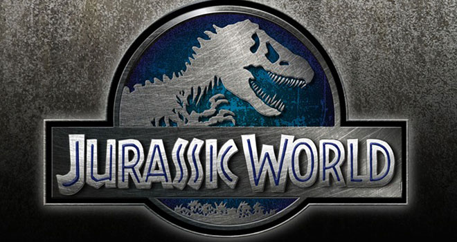 'Jurassic World' logo