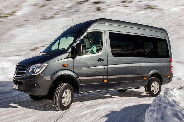 Mercedes benz bringing sprinter 4x4 to us for Mercedes benz sprinter 2014