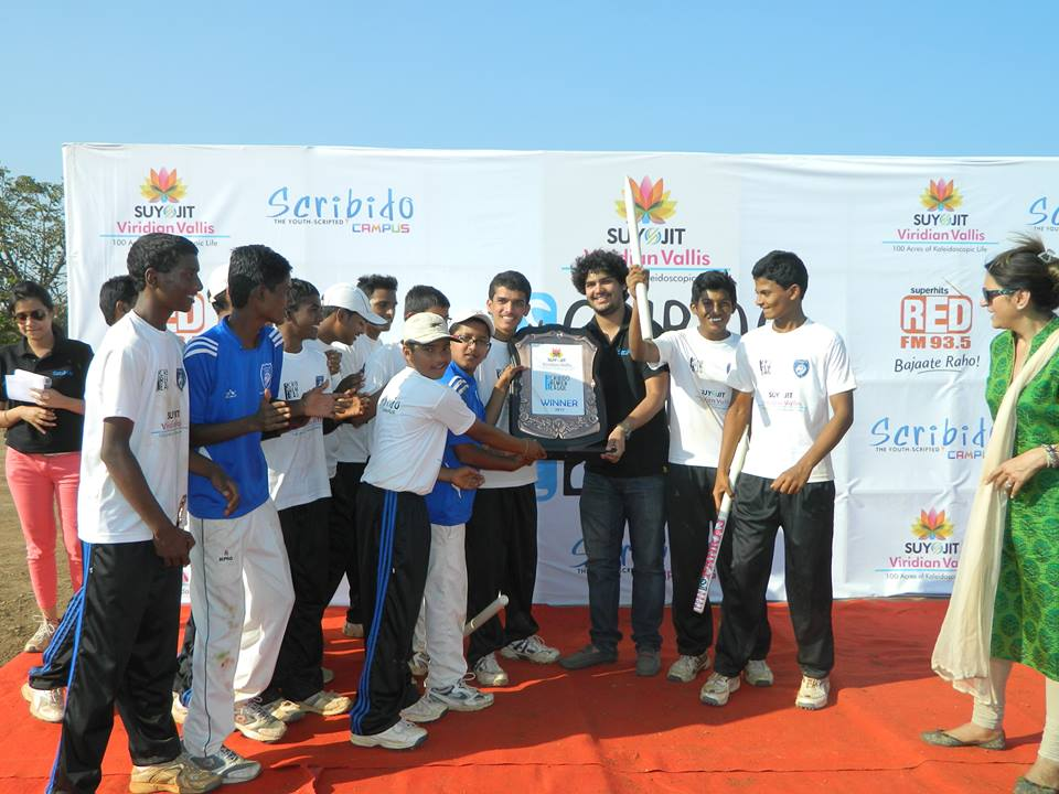 scribido premier league a unique cricketing event by nitish rajpurohit