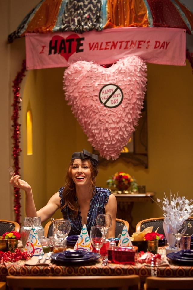 Valentine's Day Jessica Biel
