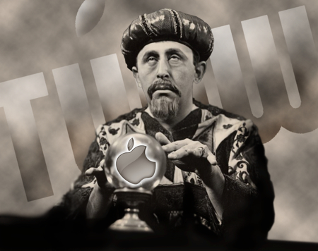 Rumor Roundup: Where don't Apple rumors come from?