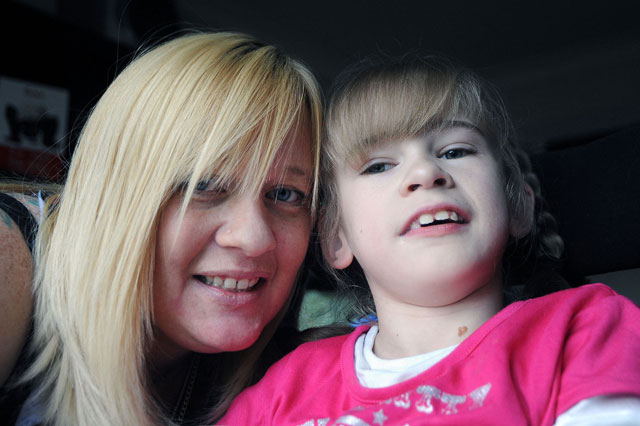 Girl refused NHS treated due to budget cuts