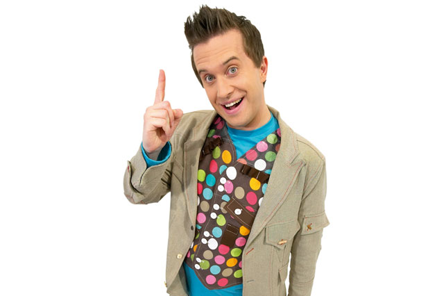 Mister Maker Phil Gallagher