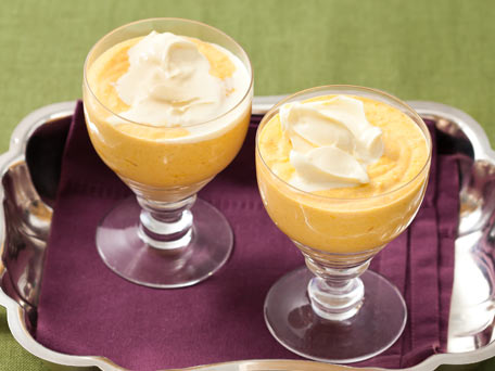 Spiced Pumpkin Mousse