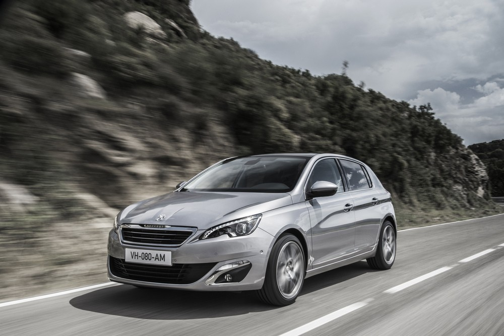 Auto des Jahres 2014 / car of the year 2014 Peugeot 308