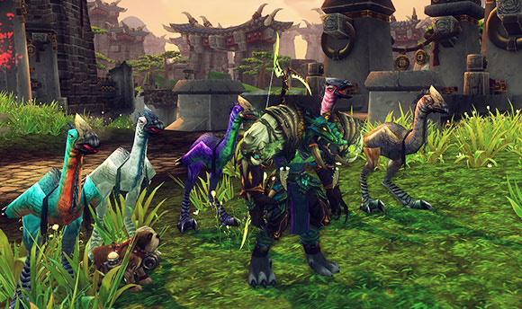 Hunter pets, tallstriders