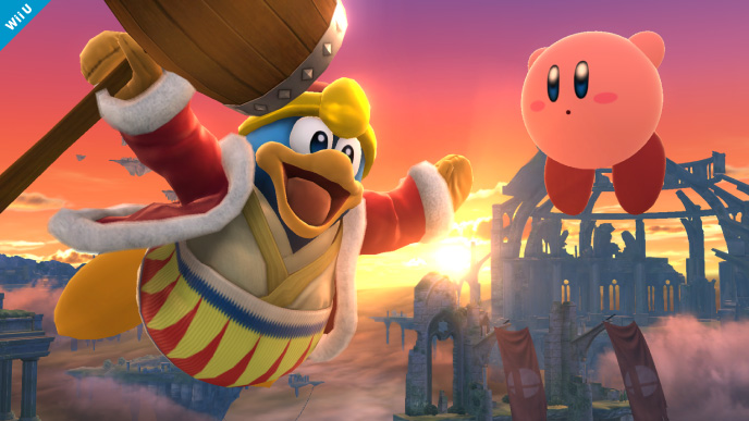 King Dedede is the Newest Super Smash Bros. Character