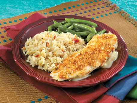 Reviews exercise coach protein without dairy or soy rice for Fish and rice recipes
