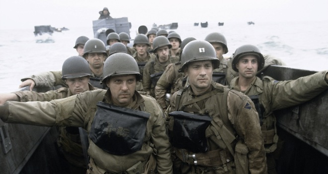 Military Movie Mistakes Private Ryan