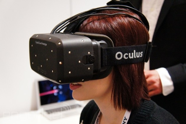 Oculus Crystal Cove