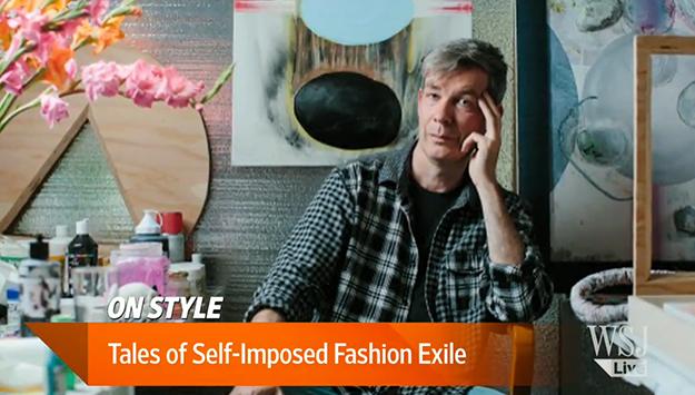 A tale of self-imposed fashion exile