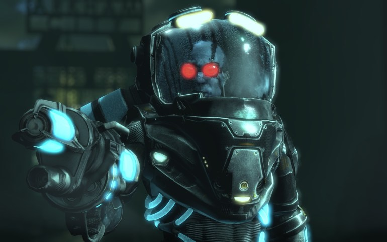 What's Going On With the Mr. Freeze DLC in Batman: Arkham Origins