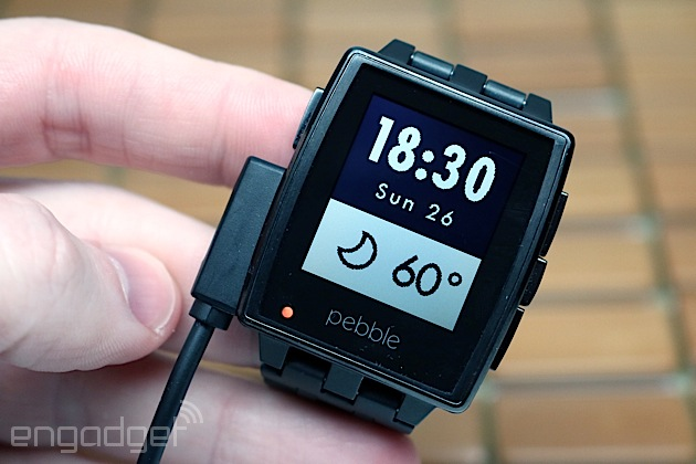 Pebble Steel review: at last, a stylish smartwatch
