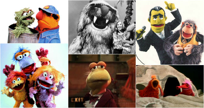 obscure muppets