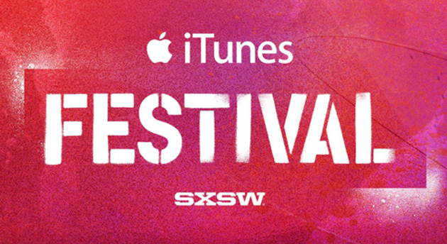 Apple iTunes Festival SXSW