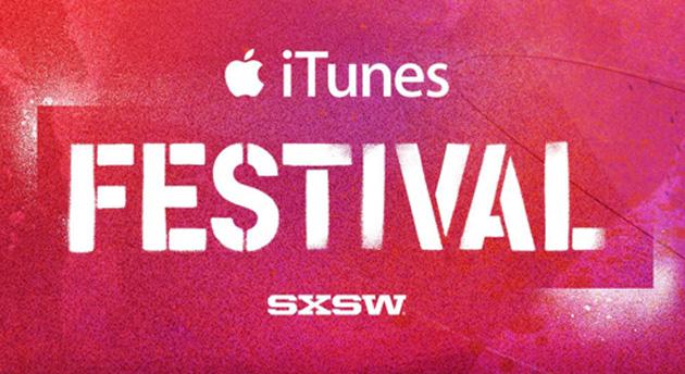 Apple iTunes Festival SXSW