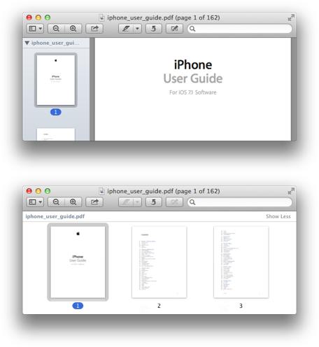 OS X Preview
