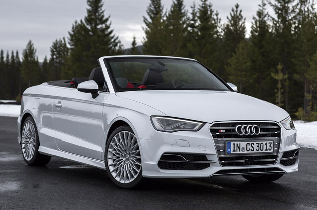 MISC2014 Audi S3 Cabriolet