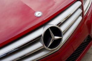 2013 Mercedes-Benz C250 Sport grille