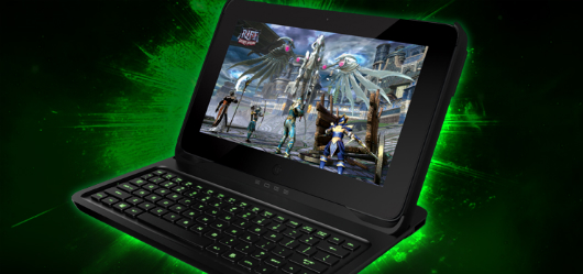 Razer Edge screenshot