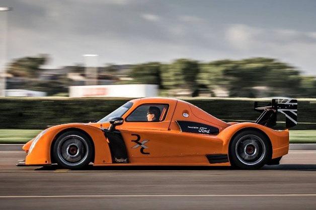 【ビデオ】公道走行可能なレーシングカー「ラディカルRXC」が実際に公道を走る姿をキャッチ!