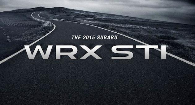 スバル・オブ・アメリカ、1月14日にデトロイトで新型「WRX STI」を公開すると発表!