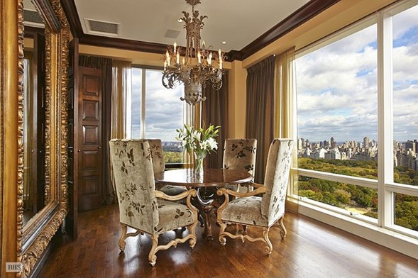 janet jackson apartment new york