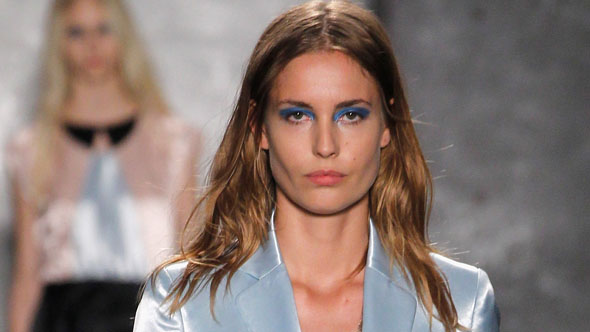Spring beauty trends 2014