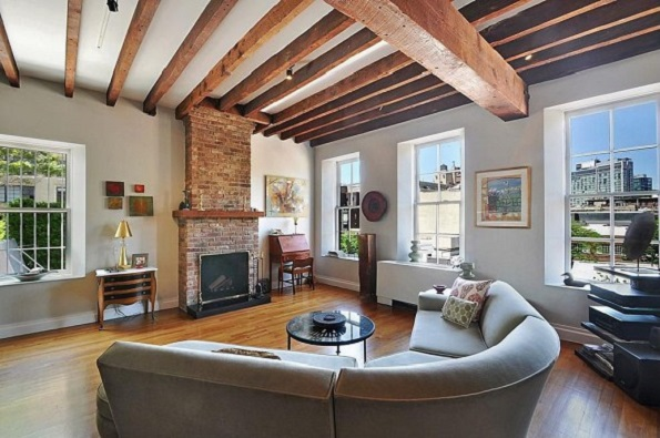 Philip Seymour Hoffman West Village apartment