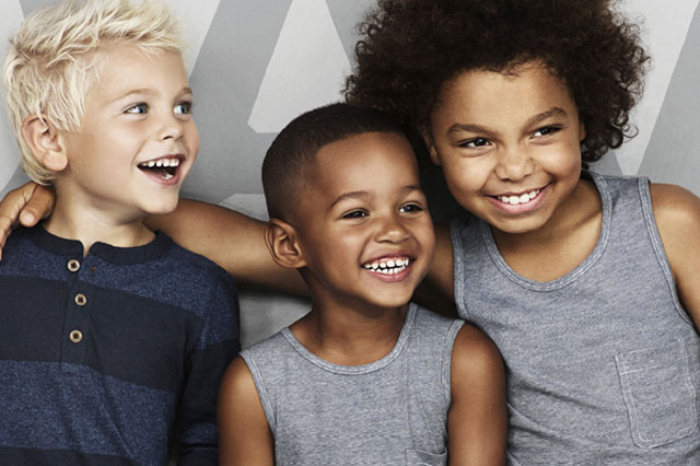 David Beckham launches kids clothing range for H&M