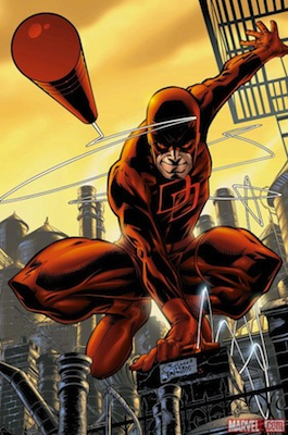 Netflix 39 S Daredevil Tv Show Will Be Led By Cabin In The